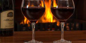 Vin rouge de PACA